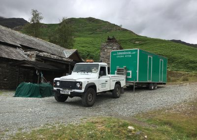 coppermines delivery land rover